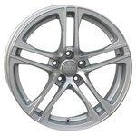 For Wheels AU 490f 8x19/5x112 D66.5 ET35 Silver