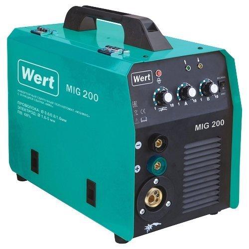 Wert MIG 200