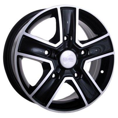 Storm Wheels BK-473 6.5x15/5x112 D66.6 ET54 MB