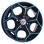 Storm Wheels Z-196 6x14/4x114.3 D67.1 ET38 BPBluL