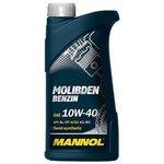 Mannol Molibden Benzin 10W-40 1 л