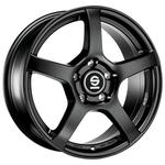 Sparco Wheels RTT 7x17/5x114.3 D73.1 ET45 Matt Black