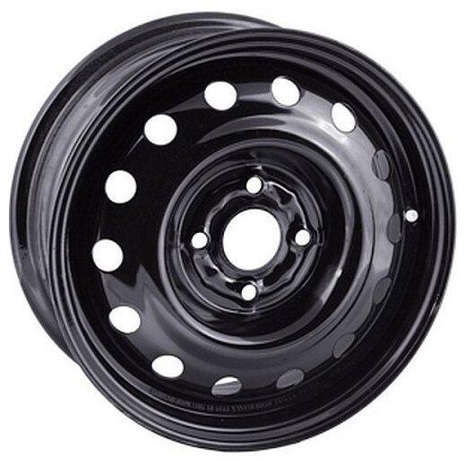 Колесный диск Trebl X40915 6x15/4x100 D60.1 ET40 Black