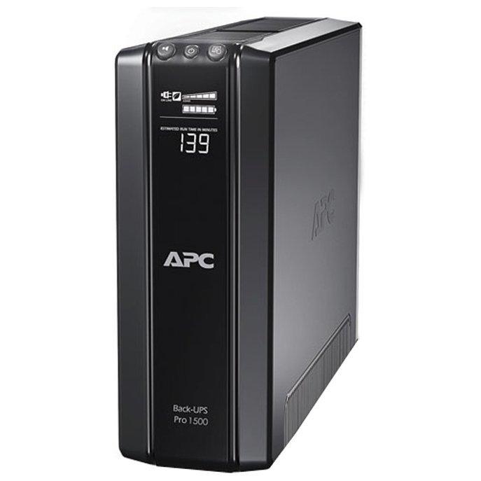 APC by Schneider Electric Power Saving Back-UPS Pro 1500