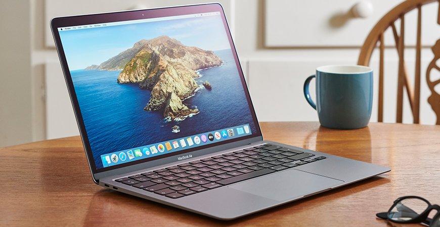 Обзор Apple MacBook Air 13 2020 - волшебный ноутбук