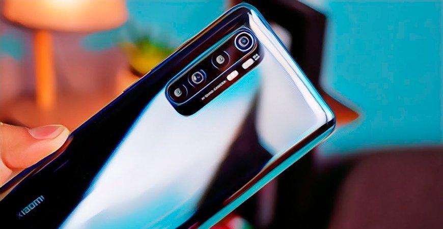 Обзор Xiaomi Mi Note 10 Lite 6/64GB