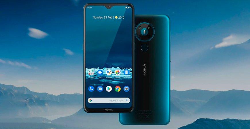 Обзор смартфона Nokia 5.3 3/64GB Dual Sim