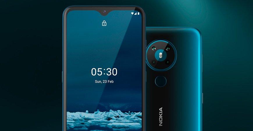 Обзор смартфона Nokia 5.3 4/64GB Dual Sim