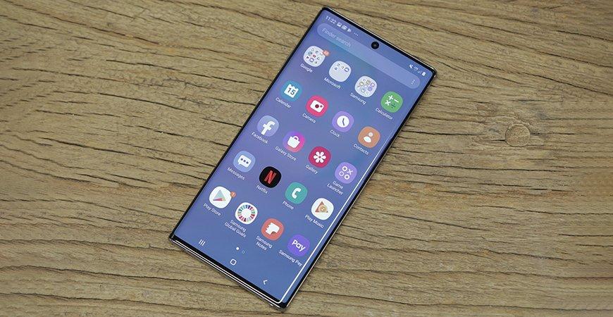 Обзор смартфона Samsung Note 10+ 5G
