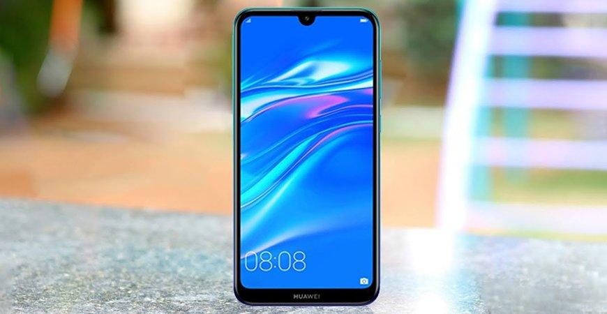 Обзор смартфона HUAWEI Y7 (2019) 64GB