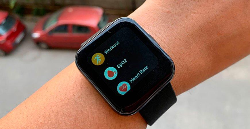 Обзор Realme Watch RMA161 - симпатичные умные часы