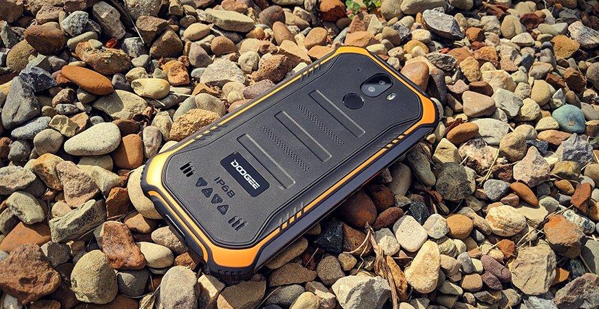 Обзор смартфона Doogee S40 Lite