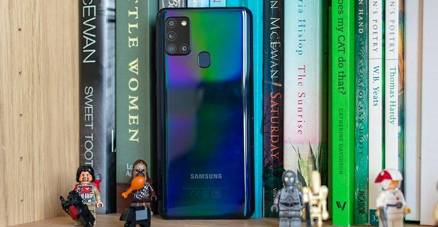 Обзор смартфона Samsung Galaxy A21s 4/64GB