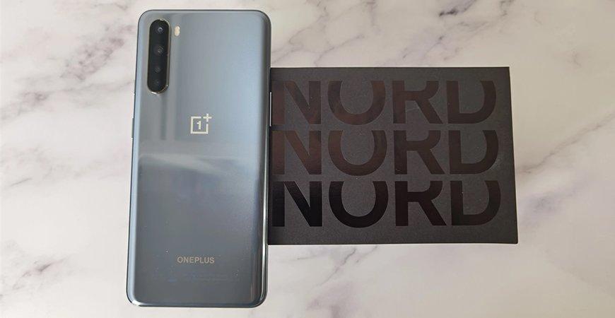 Обзор смартфона OnePlus Nord 12/256GB