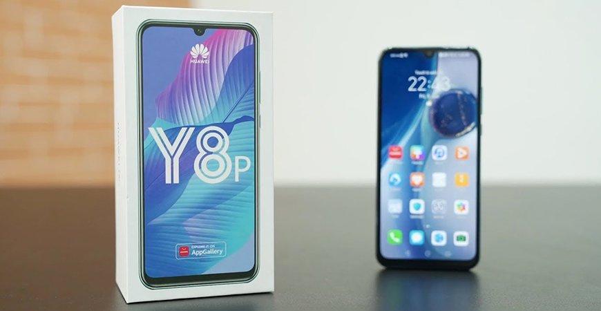Обзор смартфона Huawei Y8P 6/128GB