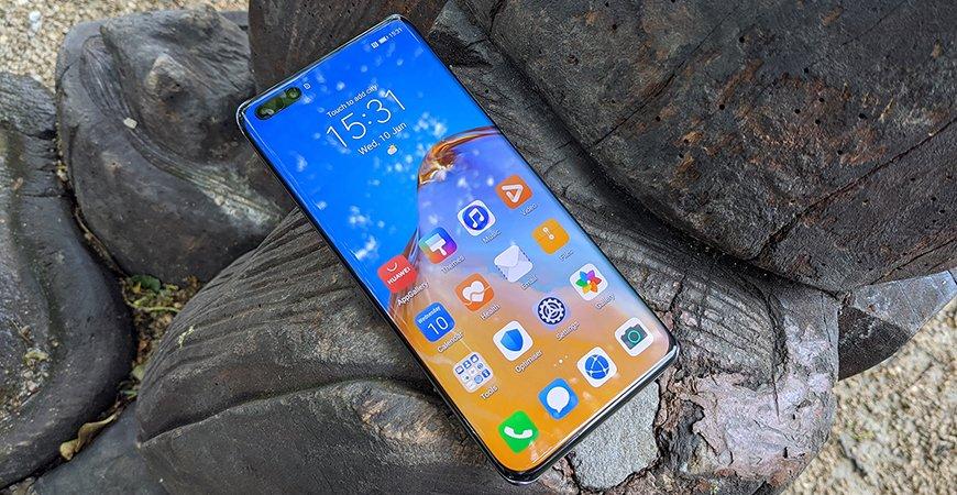Обзор смартфона Huawei P40 Pro Plus